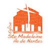 Eglise Sainte Madeleine de Nantes Logo